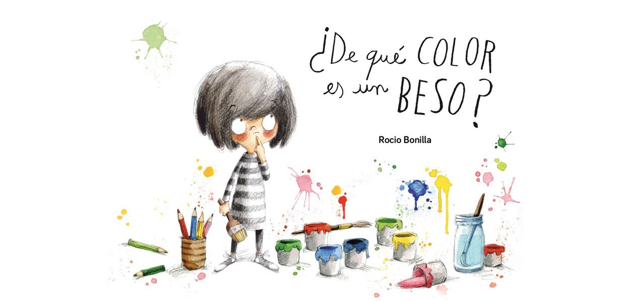 Libros de que color es un beso