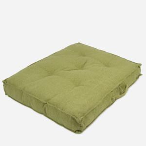 Cojín Palet verde MYC