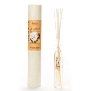 Mikado clásico flor blanca
