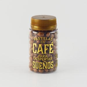 Pastillas mágicas café