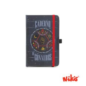 Caderno de conxuros Nikis Galicia