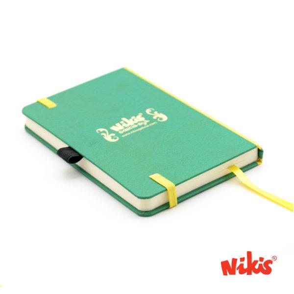 Cuaderno libre Rosalía Nikis Galicia