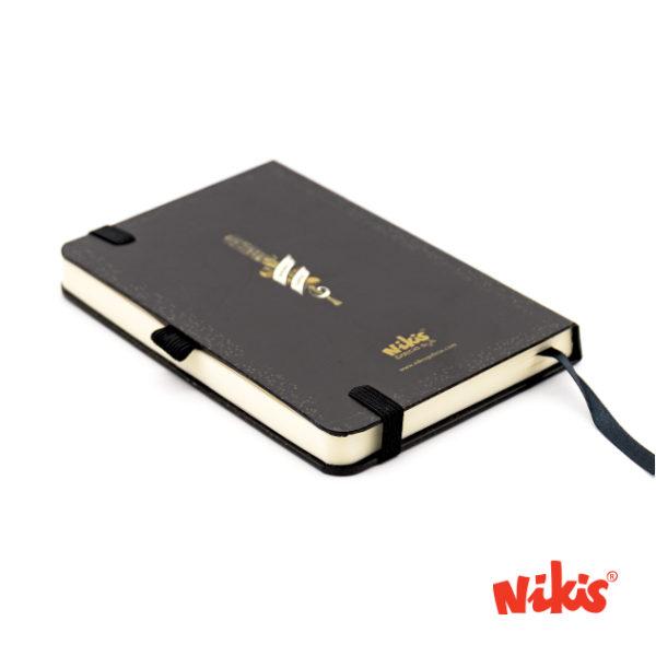 Cuaderno lista negra Nikis Galicia