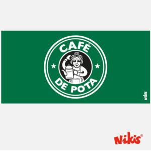 Cuncas Café de pota Nikis Galicia