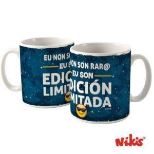 Cuncas Edición limitada Nikis Galicia