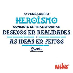 Cunca Heroísmo Nikis Galicia