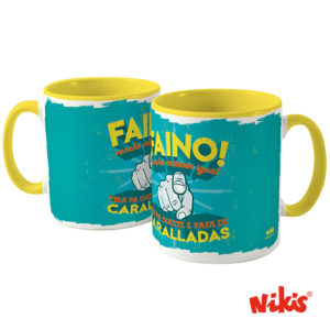 Cunca Faino Nikis Galicia