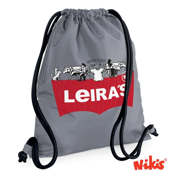 Mochila cordón Leira's Nikis Galicia