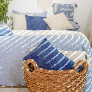 Bouti Akron azul acero