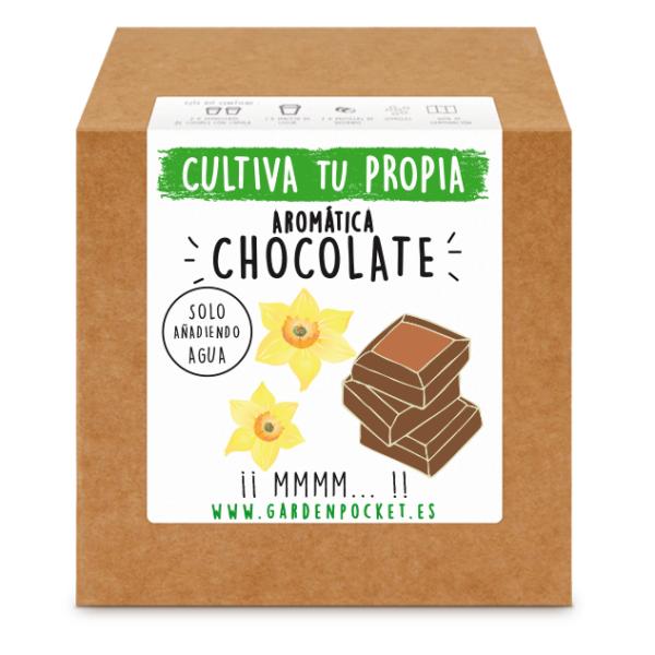 Kit cultivo chocolate Pocket Garden